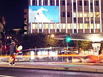 Storslagen snowboardfilm premiärvisas på Stureplan